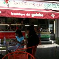 Foto tomada en Boutique del Gelato por Marcos Y. el 7/11/2011