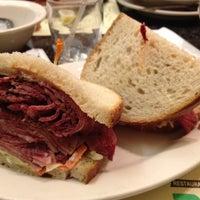 Photo taken at Ben's Kosher Delicatessen by Jon L. on 12/26/2011