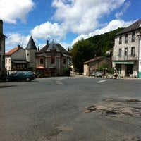 Photo taken at Ferrière Sur Sichon by Charly F. on 8/7/2011