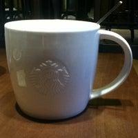 Photo taken at Starbucks by Dandy T. on 2/24/2012