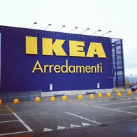 Photo taken at IKEA by Francesco P. on 12/4/2011