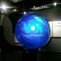 Photo taken at Voice of America by Bumjoo K. on 9/8/2011