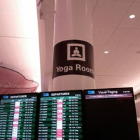 Photo taken at American Airlines by Kate on 1/24/2012