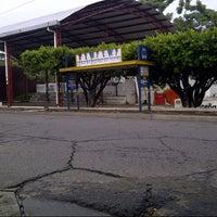 Photo taken at Canchita de los bomberos by Jorge S. on 8/30/2012