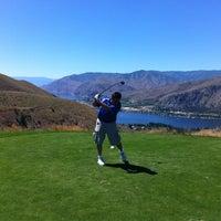 Photo taken at Desert Canyon Golf Resort by Chris R. on 7/23/2011