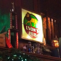 Photo taken at Lyon's Pub by Ryan O. on 12/23/2010
