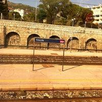 Photo taken at Gare SNCF de Toulon by Virjni on 8/24/2011