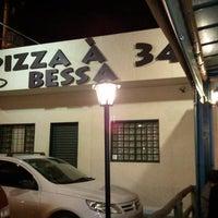 Photo taken at Pizza à Bessa by Luiz Otávio R. on 4/9/2011
