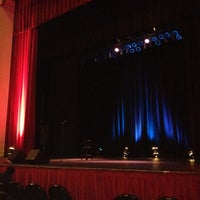 Photo prise au Paramount Theatre par Erik B. le8/12/2012