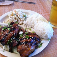 Photo taken at Aloha Island Grille by Daniel C. on 7/28/2012
