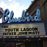 Foto scattata a Bluebird Theater da Brian C. il 7/6/2012