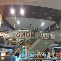 Photo taken at Caffe Due Mondi by jason on 8/7/2012