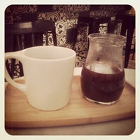 Photo taken at Boxcar Coffee Roasters by Colorado Card on 7/28/2012