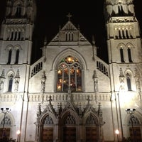 Photo taken at Saint Paul Cathedral by André L. G. on 3/9/2012