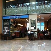 Photo taken at Caffè Nero by bébé on 10/22/2011