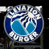 Photo taken at Elevation Burger by Barret J. on 6/27/2012