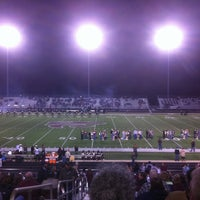 Photo taken at Whitehouse Stadium by Joey A. on 11/5/2011
