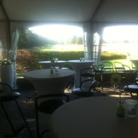 Photo taken at Clubhouse Limburgse Golf & Country Club by Ginius on 9/8/2012