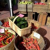 Photo taken at Copley Square Farmer's Market by Steven L. on 10/11/2011