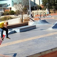 Photo taken at Belconnen Skate Park by Sconia on 8/5/2011