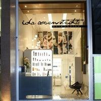 Das Foto wurde bei Ida Axenstedt Hair Design von Ida A. am 11/10/2011 aufgenommen