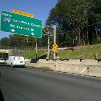 Photo taken at Van Wyck Expressway (I-678) by Rand F. on 10/30/2011