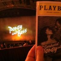 Photo taken at Porgy & Bess on Broadway by Matt D. on 6/9/2012