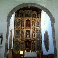 Photo taken at Ex Convento De San Francisco by Adrian S. on 3/3/2012
