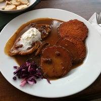 Photo taken at Restaurace Brko by Zuzana D. on 2/23/2011