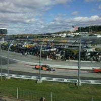 Photo taken at Martinsville Speedway by Colleen N. on 10/29/2011