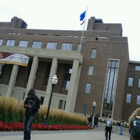 Coffman Memorial Union Student Center In University