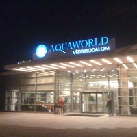 Photo taken at Aquaworld Resort & Spa by Kristóf K. on 1/16/2011