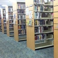 Photo taken at West Regional Library by Michael Berrios M. on 8/20/2011