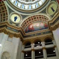 Photo taken at Pennsylvania State Capitol Building by Dee M. on 5/27/2012