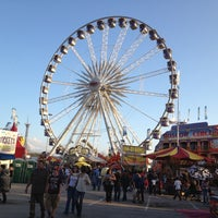 Photo taken at Houston Livestock Show and Rodeo by Miguel C. on 3/12/2012
