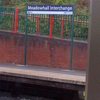 Photo taken at Meadowhall Interchange (MHS) by Philip L. on 7/21/2011