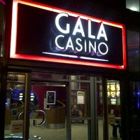 Photo taken at Grosvenor Casino by Faizal M. on 10/13/2011