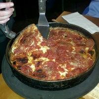 Photo taken at Lou Malnati's Pizzeria by j i m p. on 1/15/2012