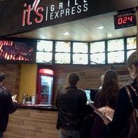 Foto tirada no(a) It's Grill Express por Alfeu A. em 11/16/2011