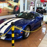 Photo taken at Nyle Maxwell Chrysler Dodge Jeep Ram Supercenter by Glenda C. on 6/1/2011