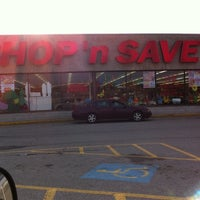Photo taken at Shop 'n Save by Anthony W. on 3/20/2011