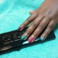 Photo taken at NeoSole Nail Lounge by LáShaun B. on 10/23/2011