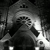 Photo taken at Cathedral of the Madeleine by Theron W. on 1/8/2012