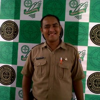 Photo taken at Gedung Kesenian & Olahraga Kabupaten Bogor by AZIZUL H. on 11/8/2011