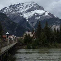 Photo taken at Banff National Park by Kristen T. on 6/11/2012
