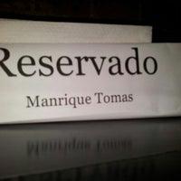Photo taken at Antik Restaurant & Bar by Manrique T. on 7/29/2012