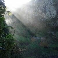Photo taken at Bridal Veil Falls by Lee H. on 8/31/2012