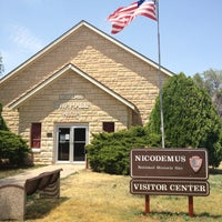 Photo taken at Nicodemus National Historic Site by Scott J. on 7/7/2012