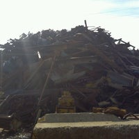 Photo taken at Beacons Recycling by Jerry T. on 3/2/2012