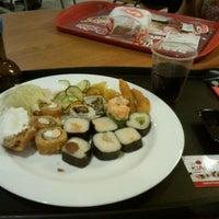 Photo taken at Kiai Sushi by Leandro d. on 1/16/2012